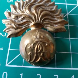 Canadian Grenadier Guards Cap Badge