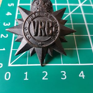 Victoria Rifles of Canada Cap Badge