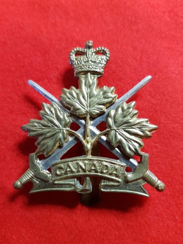 Canadian Infantry Army Cap Badge