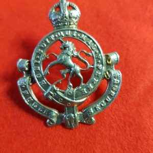 GOVERNOR GENERALS HORSE GUARDS  CAP BADGE