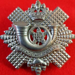 Canadian Highland Light Infantry Cap Badge