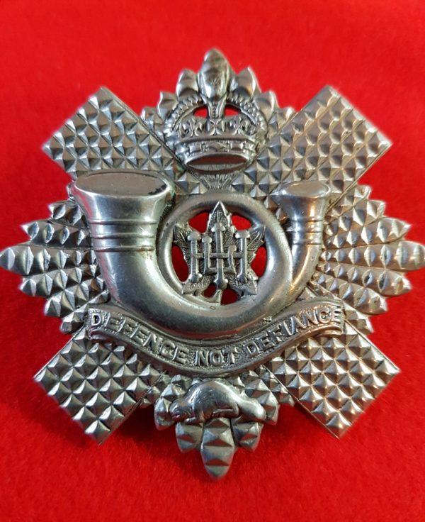 Canadian Highland Light Infantry Cap Badge