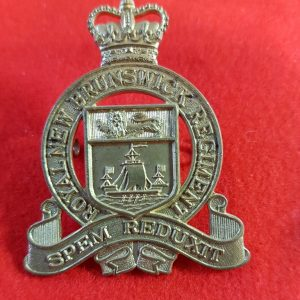 Royal New Brunswick Regiment Cap Badge