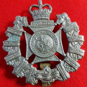 Royal Winnipeg Rifles Cap Badge