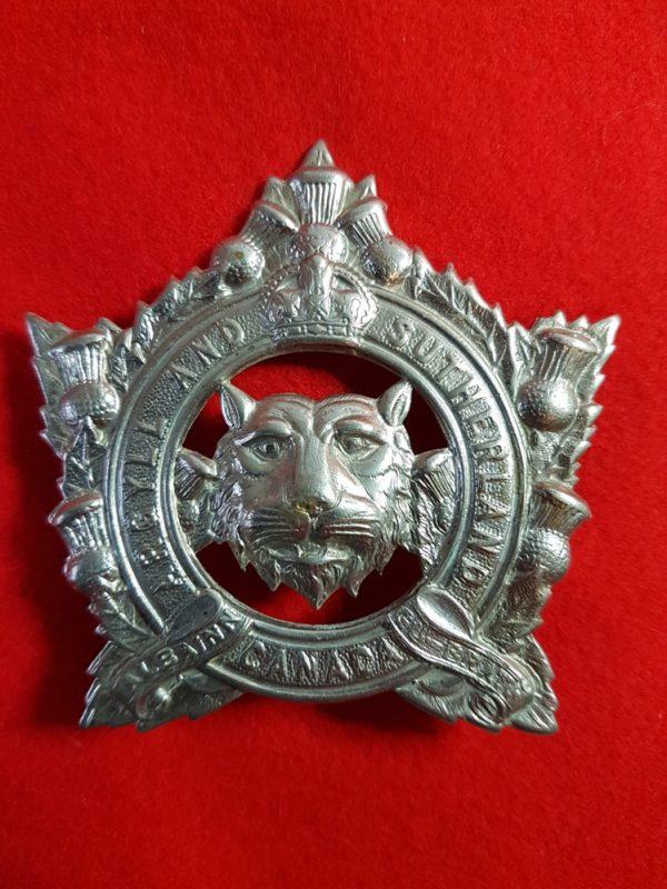 Argyll and Sutherland Highlanders Glengarry