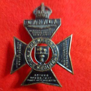 The Regina Rifle Regiment of Canada