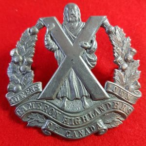 Queens Own Cameron Highlanders of Canada