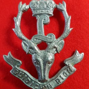 Seaforth Highlanders of Canada Cap Badge