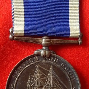 Victorian Naval Long Service and Good Conduct Medal