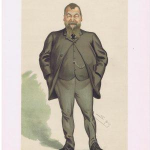 Henry Broadhurst Vanity Fair Print