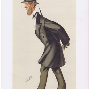 George Charles Broderick Vanity Fair Print