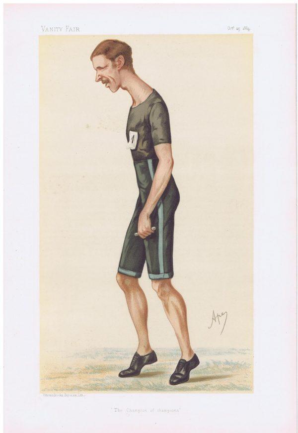 Walter Goodall George Vanity Fair Print
