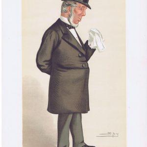 Thomas Chambers Vanity Fair Print
