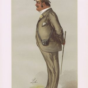 George Higginson Allsopp Vanity Fair Print