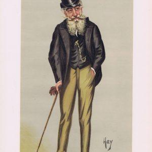 Marquis Of Drogheda Vanity Fair Print