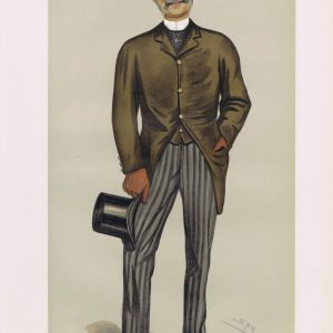Lord Hothfield Vanity Fair Print