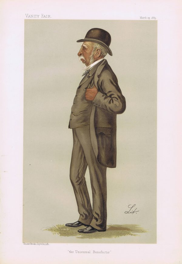 MacKenzie of Kintail Vanity Fair Print