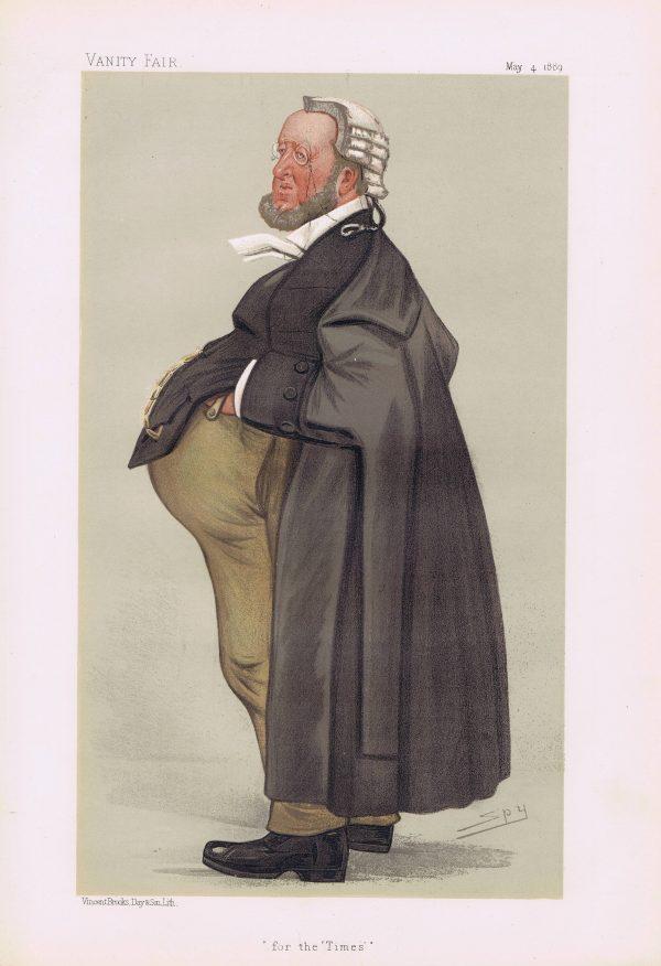 John Patrick Murphy Vanity Fair Print