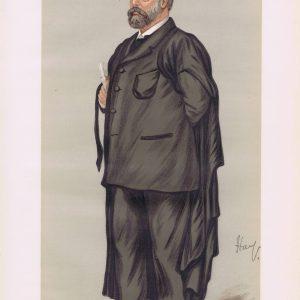 Reverend Edmund Henry Morgan