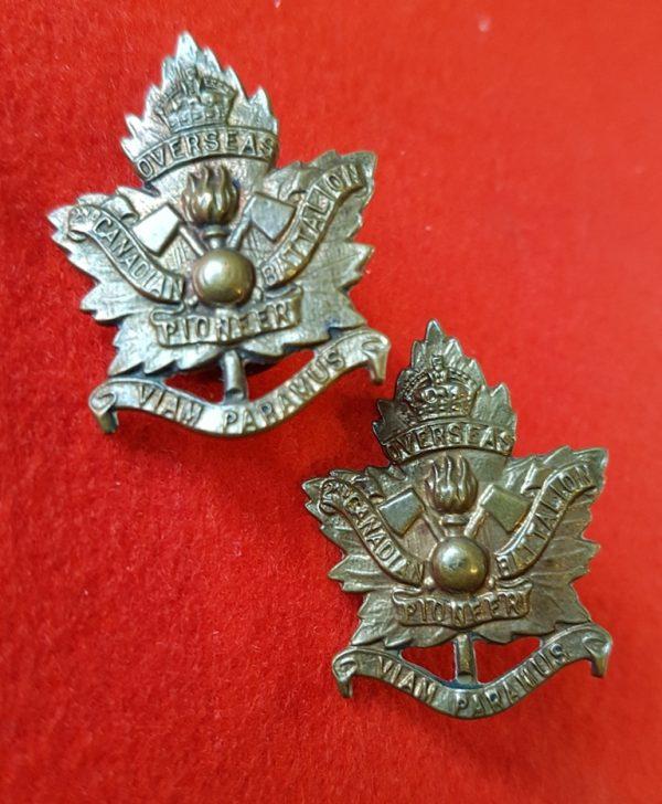 Canadian Overseas Pioneer Battalion