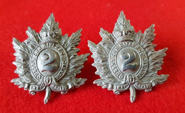 2nd Queen's Own Rifles Canada