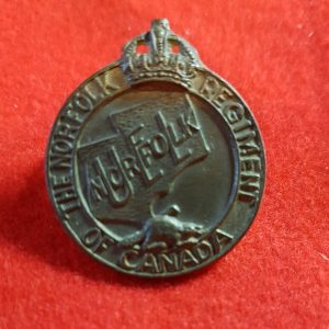 The Norfolk Regiment of Canada