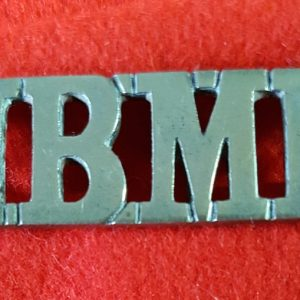 NBMR Shoulder Title