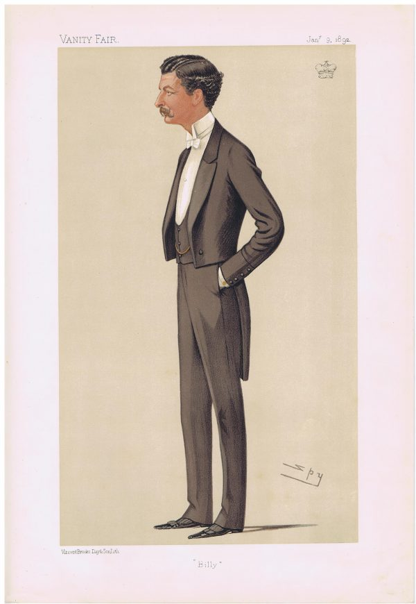 Lord Lurgan Original Vanity Fair Print