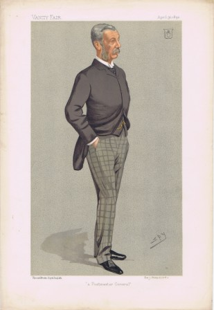 Sir James Fergusson Vanity Fair Print