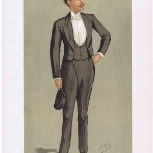 Lord Lamington Vanity Fair Print