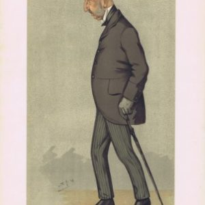 Lord Norton Vanity Fair Print