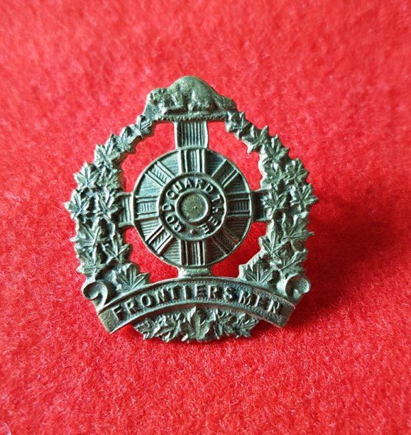 Canadian Legion of Frontiersmen