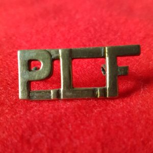 Canadian Army PLF Shoulder Title