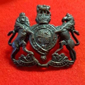 General Service Corps collar badge