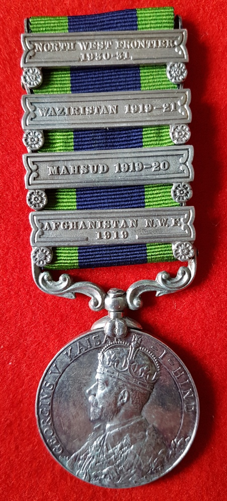 4 clasp IGSM Guides Camel Corps