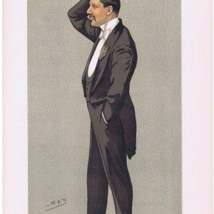 Actor Charles Hawtrey print