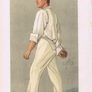 Vanity Fair Cricketer