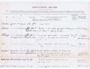 Documents Lost when HMS Khartoum was sunk in 1940