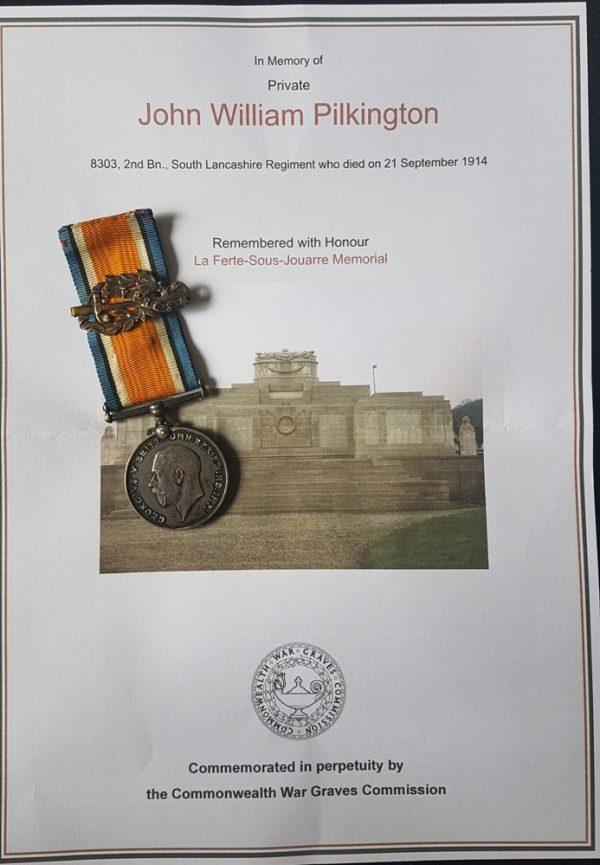 South Lancs Regiment