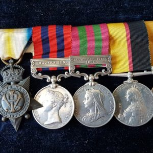 Victorian Campaign Medal Group