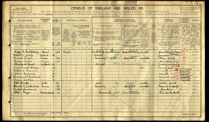 Winchester College 1911 Census
