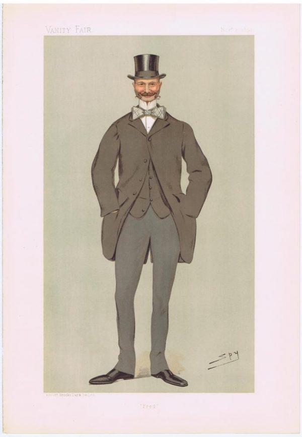 Frederick Courtenay Morgan