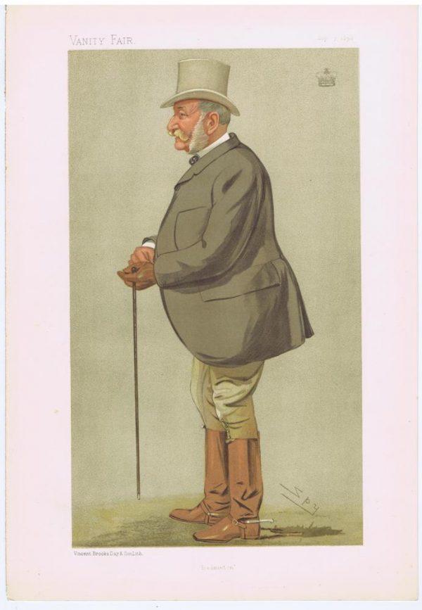 The Duke Of Beaufort