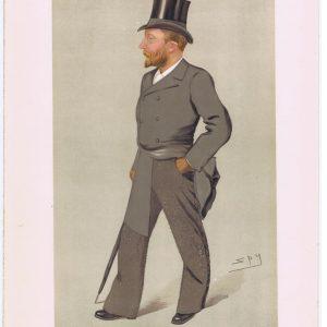 Fred Crisp Vanity Fair Print