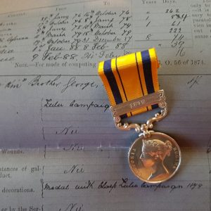 Single Medals to 1913