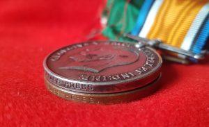 Mercantile Marine Medal Pair