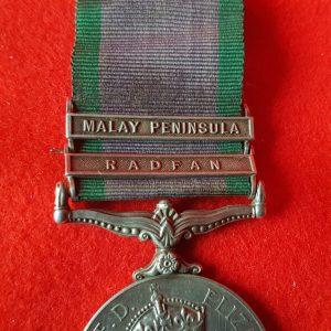 Radfan Malaya Peninsula