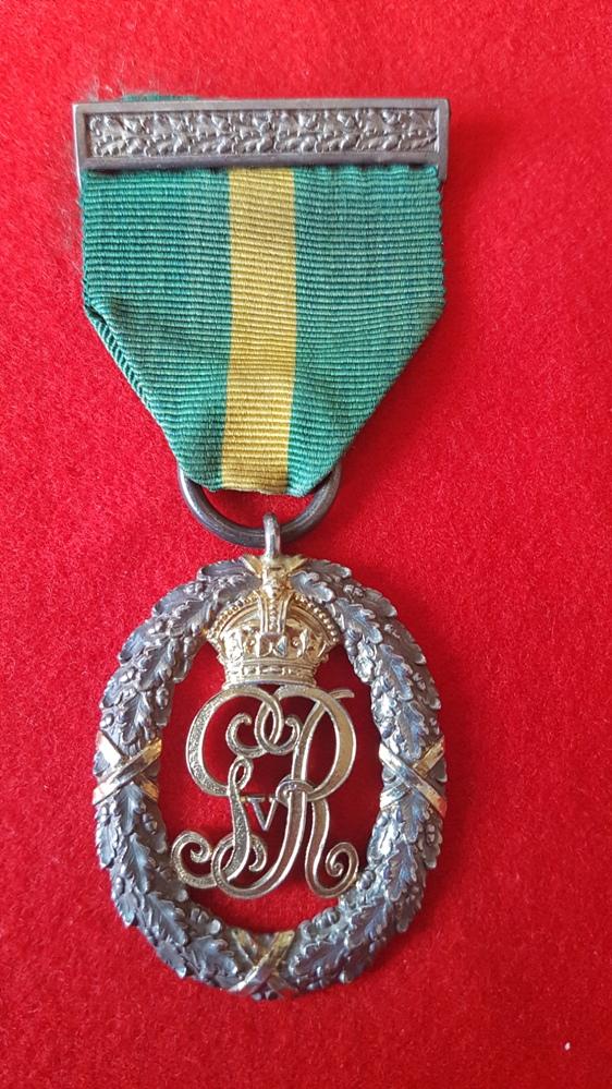 Territorial Decoration Medal