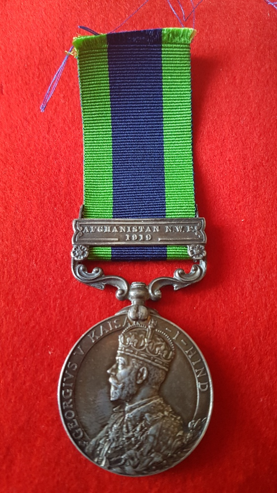 India General Service Medal