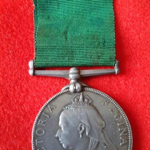 Victorian Volunteer Medal